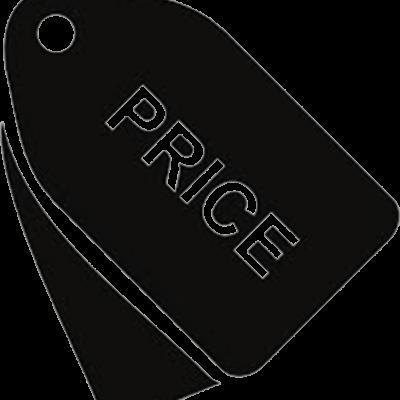 Цены на оказание услуг
