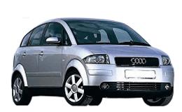 AUDI A2 8Z0 (2000-2005)