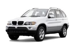 BMW X5 E53 (2000-2006)