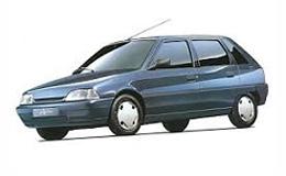 CITROEN Ax ZA- (1986 - 1998)