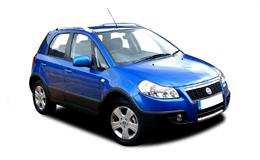 FIAT Sedici (2006 - )
