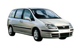 FIAT Ulysse II 179AX (2002 - 2011)