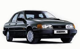 FORD SIERRA I (1987-1993)