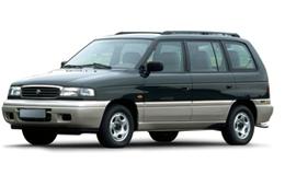 MAZDA MPV I LV (1988 - 1999)