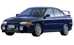 MITSUBISHI Lancer VII CB/D_A (1991 - 2000)