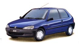 PEUGEOT 106 I (1991 - 1996)