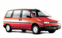 PEUGEOT 806 (1994 - 2002)