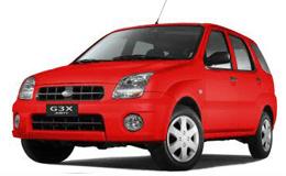 SUBARU Justy III G3X (2003 - 2007)