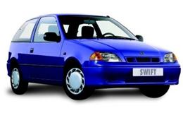 SUZUKI Swift II (1989 - 2004)